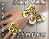 [Is] Butterfly Wrist L
