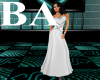 [BA] The White Lady Gown