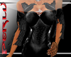 (PX)CroW Black GowN