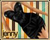 *J Witchy Dress Black