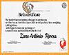 👶Zane RN Certificate