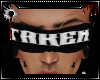 |J| TAKEN Blindfold