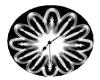 (MST) Wkg Wall Clock