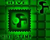 HIVE Stamp