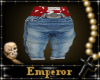 EMP|Cupid Baggy Shorts