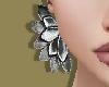 Warrior Flower Earrings