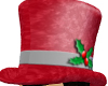 X-Mas Tophat Red
