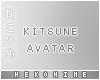 [HIME] Kitsune Avatar