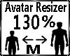 Avatar Scaler 130%