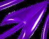 Devil Tail Purple II M