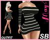 'Bimbo Outfit 3 Black SB