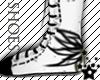 [BABY KICK black&white]