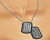 *T* Commando Dog Tag