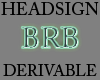 Derivable Head Sign