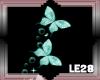 Green Butterflies 1