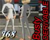 J68 Busty Full Bodysuit