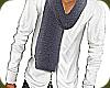 [AA] Scarf & Shirt~White