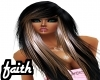 Black W/ Blonde Highlite