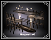 ~MG~ Club Table N Chairs