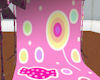 Candy photo backdrop