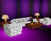 MIK Living Room White