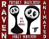 SKULLY FREAKY WATCHER!