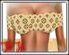 LV Bandeau Nude