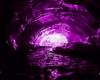 Purple Water Hair