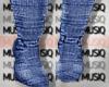 M| ❤ Demin Boots
