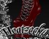 (HZ) DeathWalk Dark Red