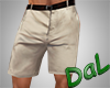 Cargo Shorts Kahki