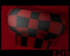 Checkered R
