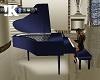 !K! Royal Blue  Piano