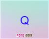 Q-Arial Blue