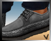 [ves] loafers gray