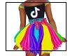 Kids Tik Toc Fit dress