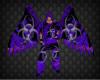 Dark Purple Toxic Hoodie