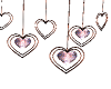 Pretty Heart Lights