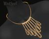 Gold Vanity Necklace