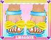 Kid/ Love Sandals