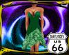 SD Ruffle Mid Green