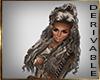 (A1)Pina snake hair