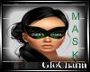 Glo* BallroomMask~G/B