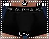Alpha Briefs