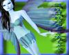 Angel's blue fairy