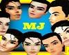 Michael Jackson Heads