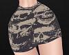 Skull Animated Skirt