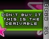 [V4NY] Derivable Penelop