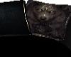 gold cuddle wolf chair