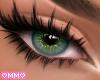 Boujee Eyes Green